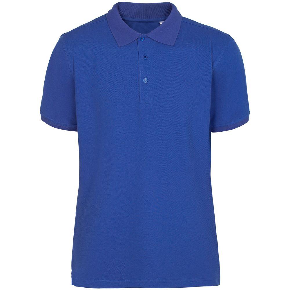 Рубашка поло мужская Virma Stretch, ярко-синяя (royal), размер 3XL фото