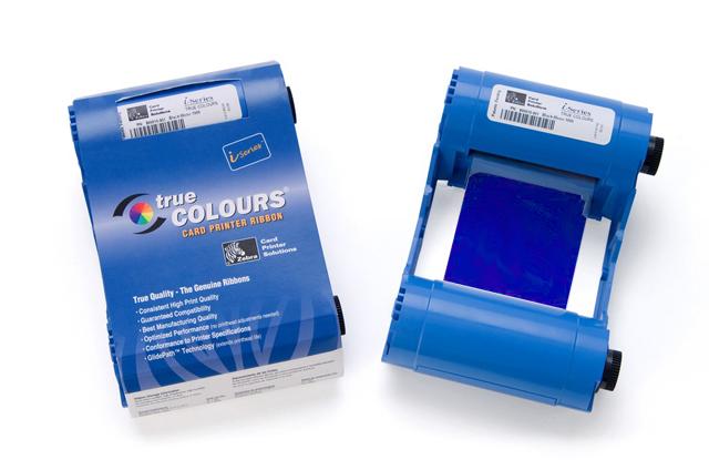 Монохромный синий картридж TrueColours 800033-804 солдатик рв 804