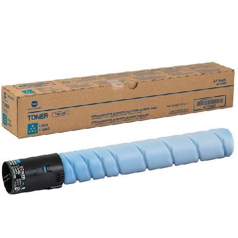 Фото - Тонер Konica Minolta TN-221C (A8K3450) тонер katun для konica minolta bizhub c220 280 360 develop ineo 220 280 360 синий tn 216c tn 319c туба 437г