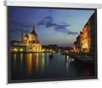 ProScreen 240x183 Matte White (10200009)