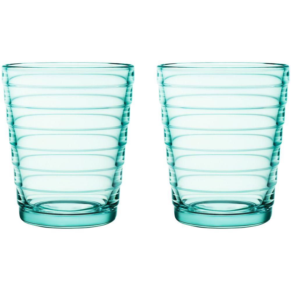 Фото - Набор малых стаканов Aino Aalto, бирюзовый regalissimi набор из 2 х металлизированых бантов цветков малых