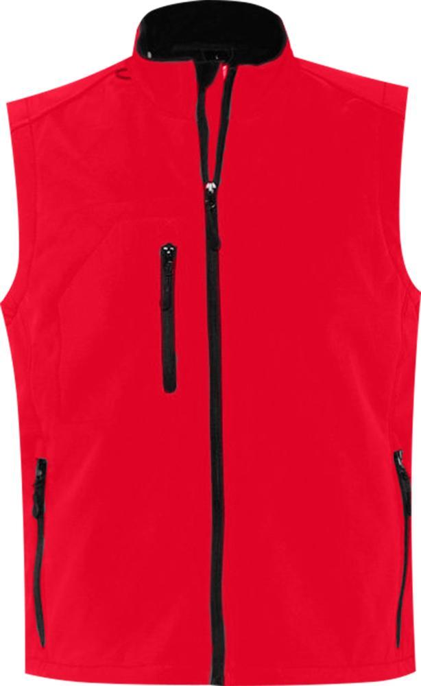 Жилет мужской софтшелл RALLYE MEN красный, размер XL жилет мужской софтшелл rallye men ярко синий размер xl