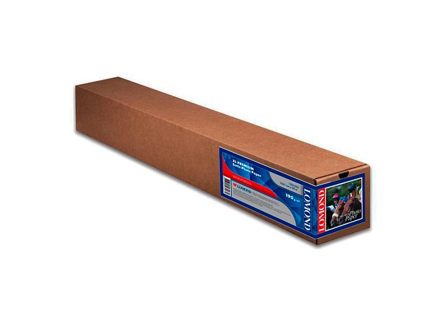 Фото - XL Premium Satin Photo Paper 190 г/м2, 1.067x30 м, 50.8 мм (1201053) бумага lomond 914 мм xl premium super glossy photo paper 1201032 190 г м² 30 м белый