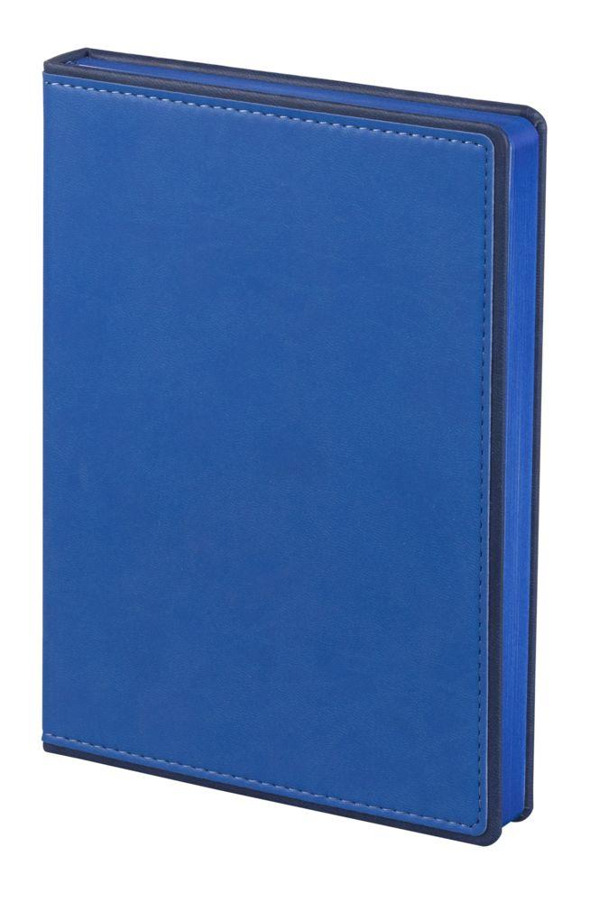 Ежедневник Freenote, недатированный, синий недорого