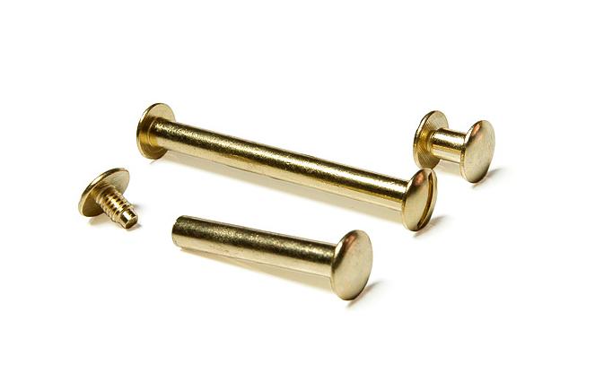 Фото - Болты металлические высота ножки 50 мм, золото, 100 шт. болты металлические высота ножки 8 мм золото 100 шт