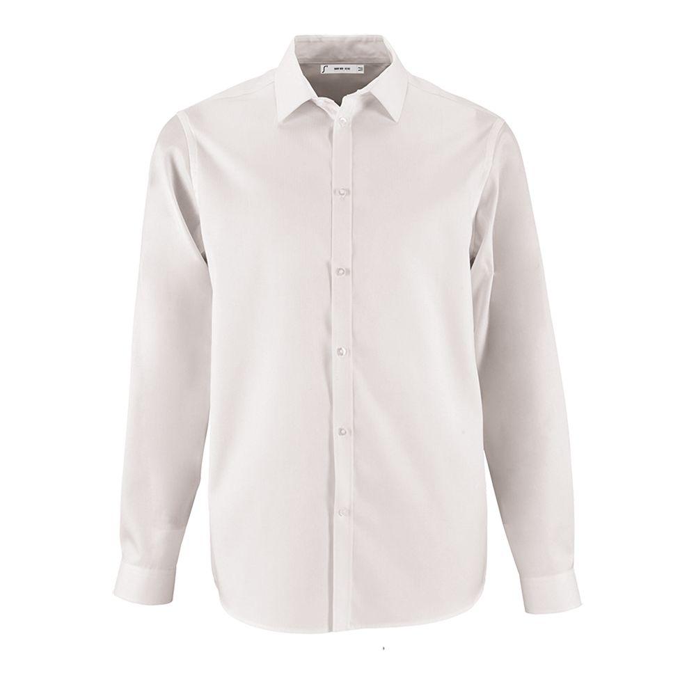 Рубашка мужская Brody Men белая, размер XXL