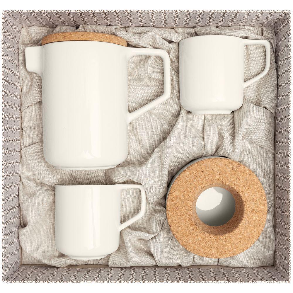 Набор Riposo на 2 персоны, большой подарочный набор чайный на 2 персоны уп 1 1наб