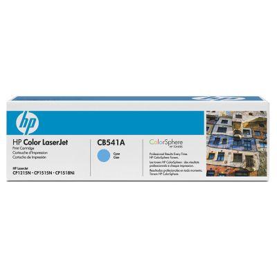 Принт-картридж HP CB541A цена