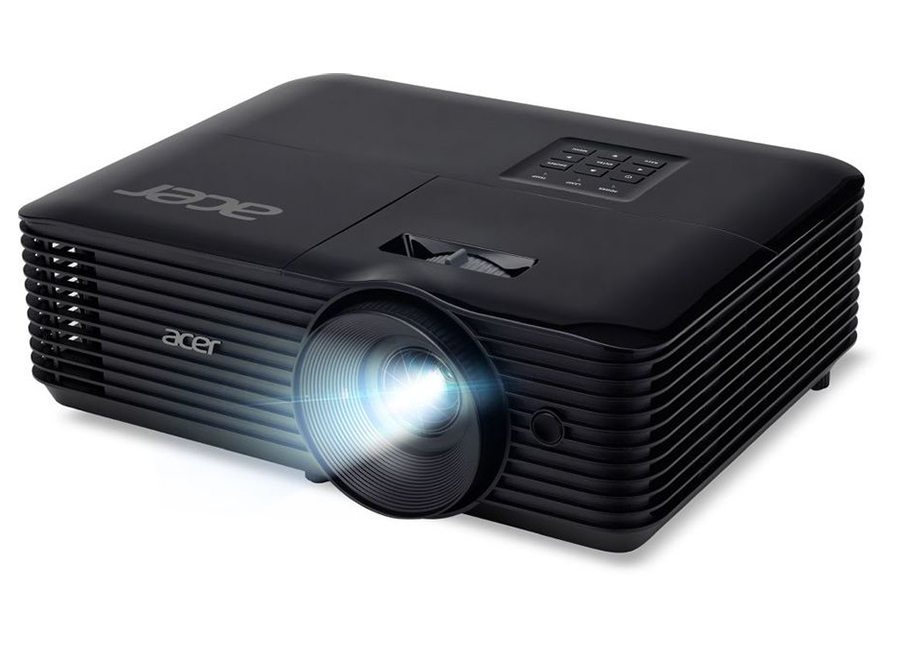 Фото - Acer X1227i проектор acer x128hp 1024x768 4000 люмен 20000 1 черный mr jr811 00y