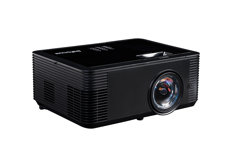 Фото - Infocus IN136ST мультимедийный проектор infocus in136st black dlp 1280 х 800 16 10 4000 lm 28500 1