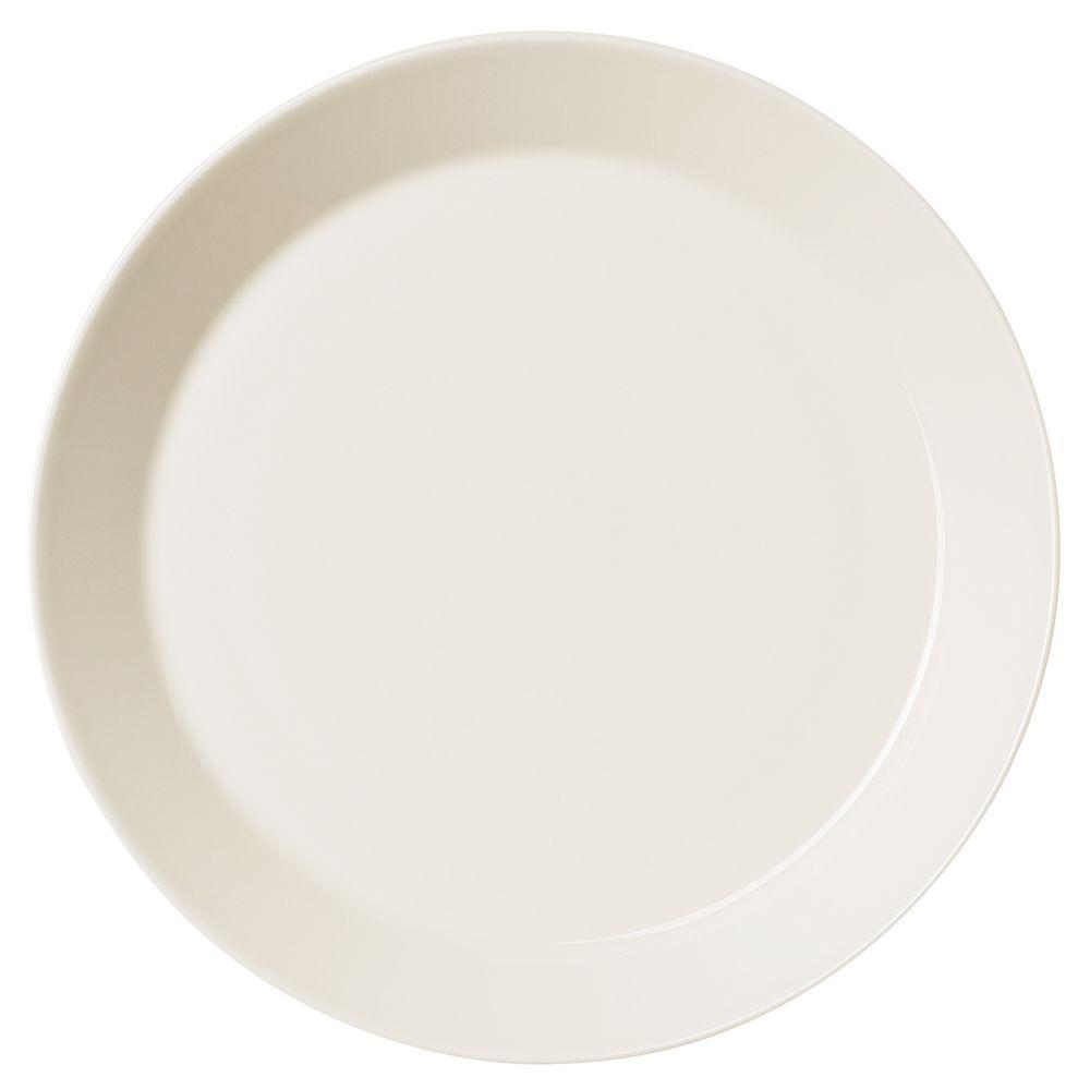 Тарелка Teema, большая, белая чашка кофейная teema белая