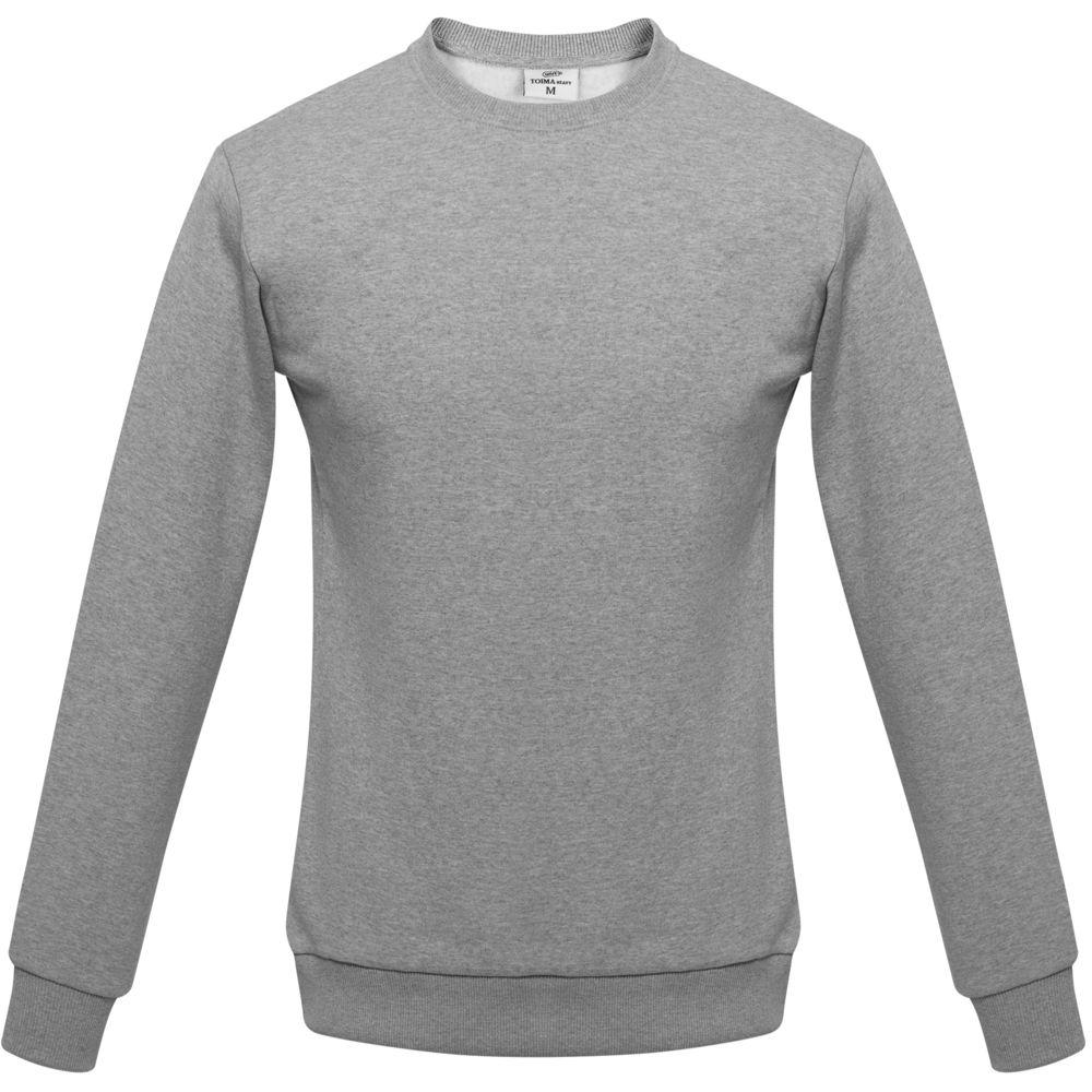 цена Толстовка Unit Toima Heavy, серый меланж, размер 4XL онлайн в 2017 году