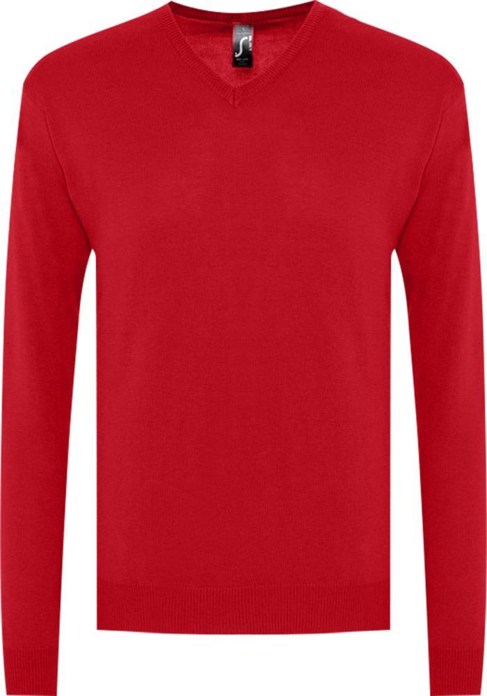Фото - Свитер мужской GALAXY MEN красный, размер XXL свитер мужской gordon men серый размер xxl