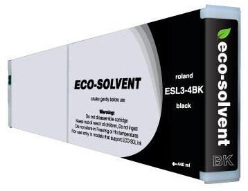Фото - Roland ECO-Solvent Black 440 мл (ESL3-4BK) картридж esl3 mt