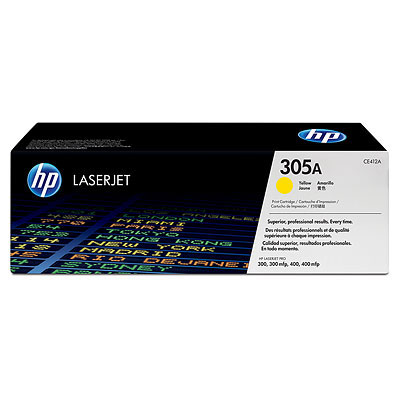 Тонер-картридж HP CE412A картридж boost ce412a желтый