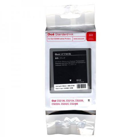 Фото - Oce IJC236 Black 130 мл (1829B003) блокнот moleskine молескин classic soft large 130 210мм 192стр линейка мягкая обложка фиксирующая резинка гол