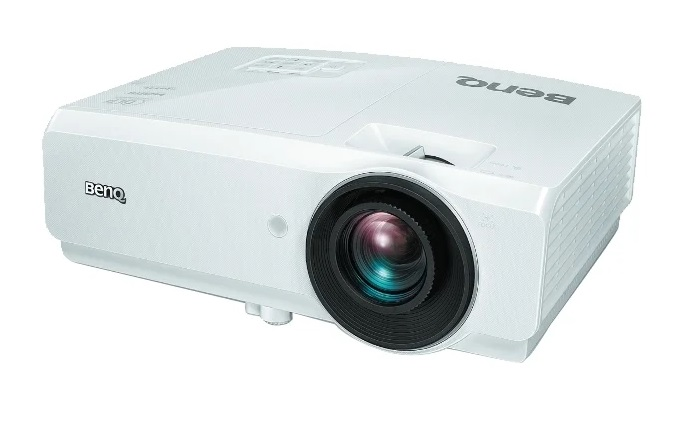Фото - BenQ SW752+ проектор benq mw707 dlp wxga 1280x800 3500lm 13000 1 2xнdmi mhl lan 1x10w speaker 3d ready lamp 15000hrs whi