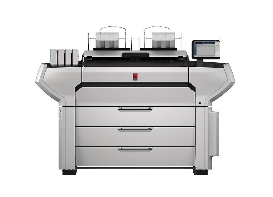ColorWave 3700 P4R (с 4 рулонами)
