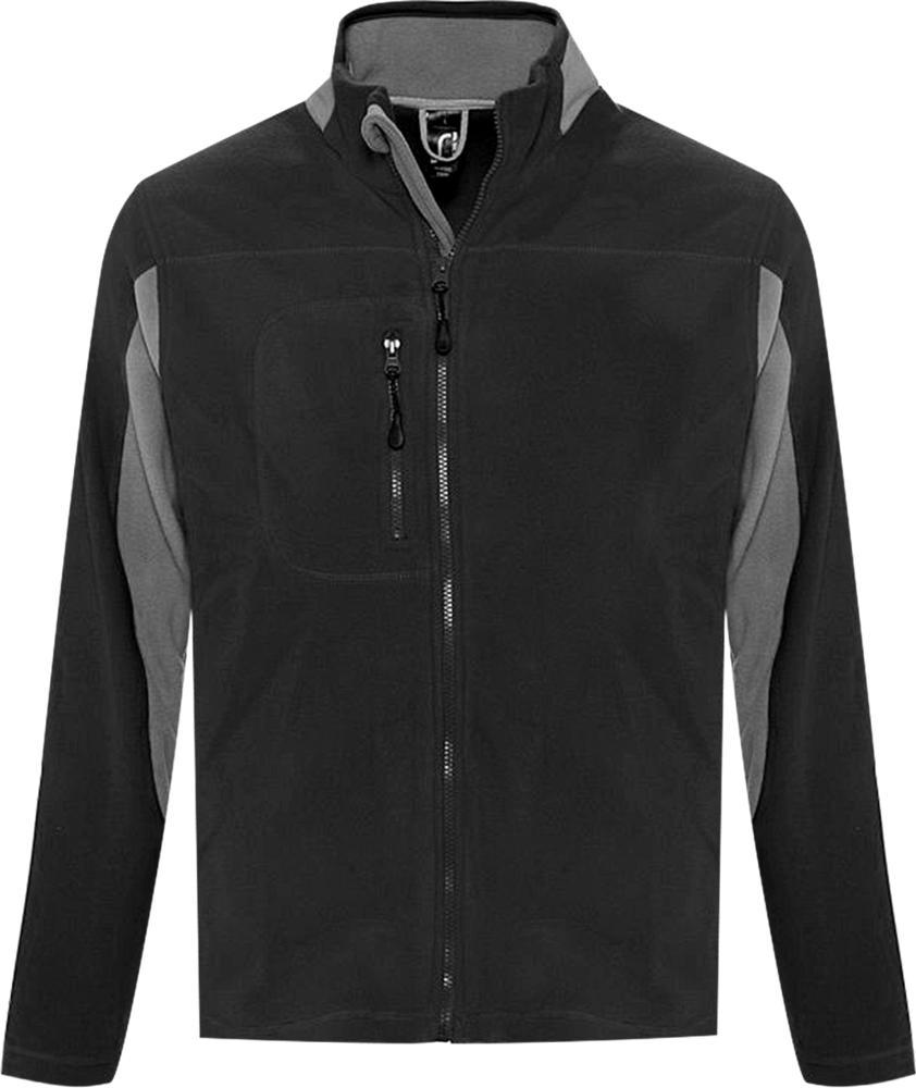 Куртка мужская NORDIC черная, размер XL