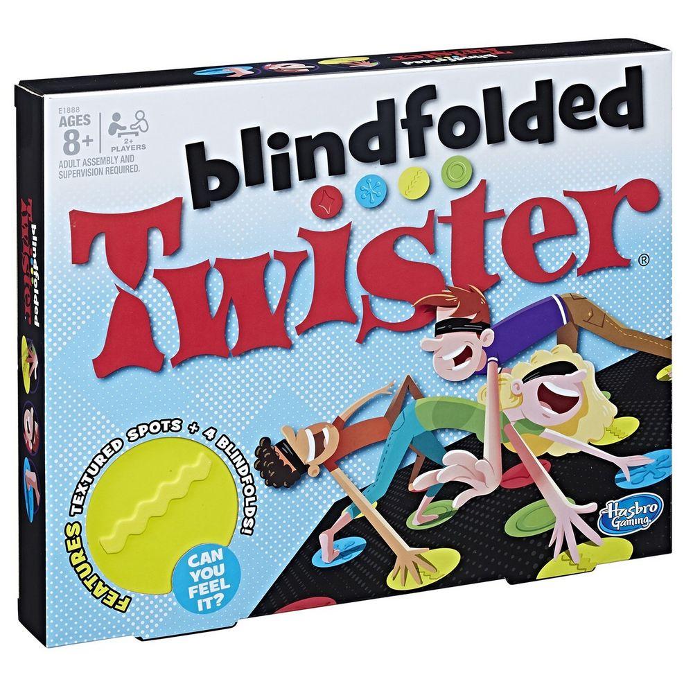 Игра «Твистер вслепую» напольная игра эра твистер с 77