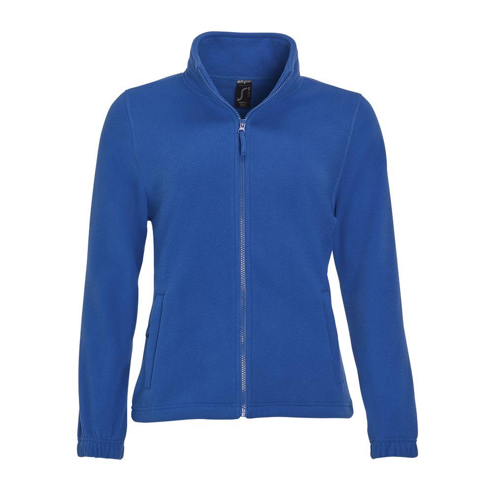 Фото - Куртка женская North Women, ярко-синяя (royal), размер M куртка женская north women коричневая размер m