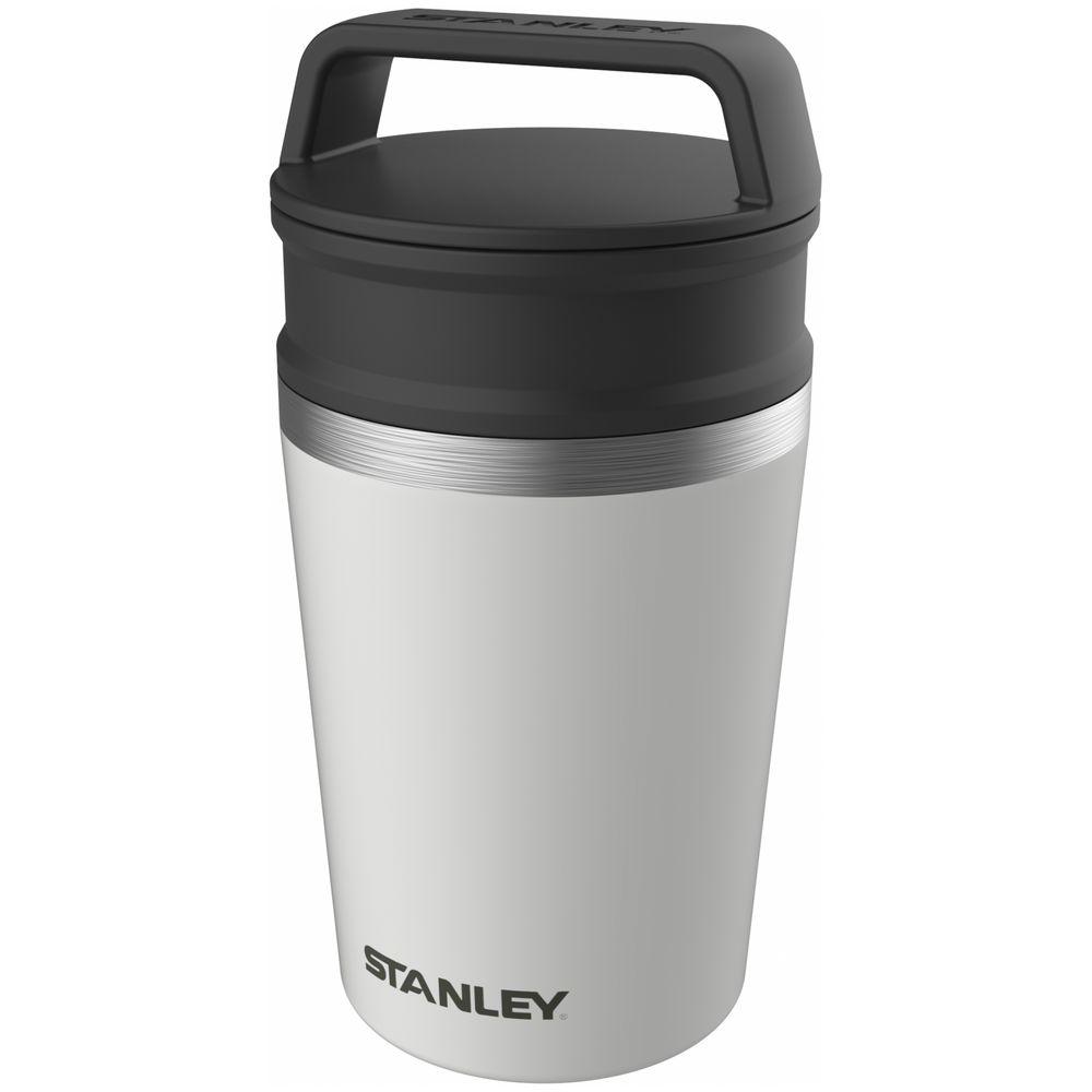 Термокружка Stanley Adventure 230, белая термокружка stanley ceramivac