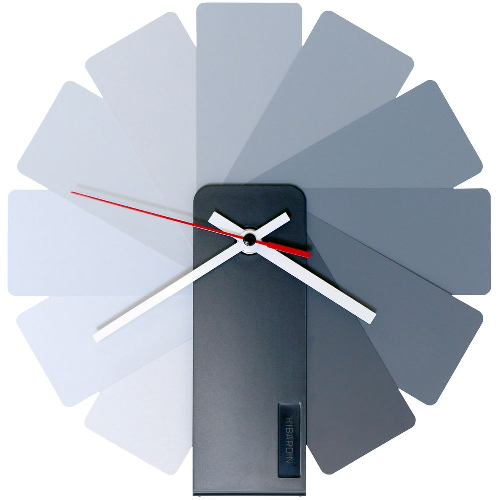 Часы настенные Transformer Clock. Black & Monochrome часы настенные transformer clock black