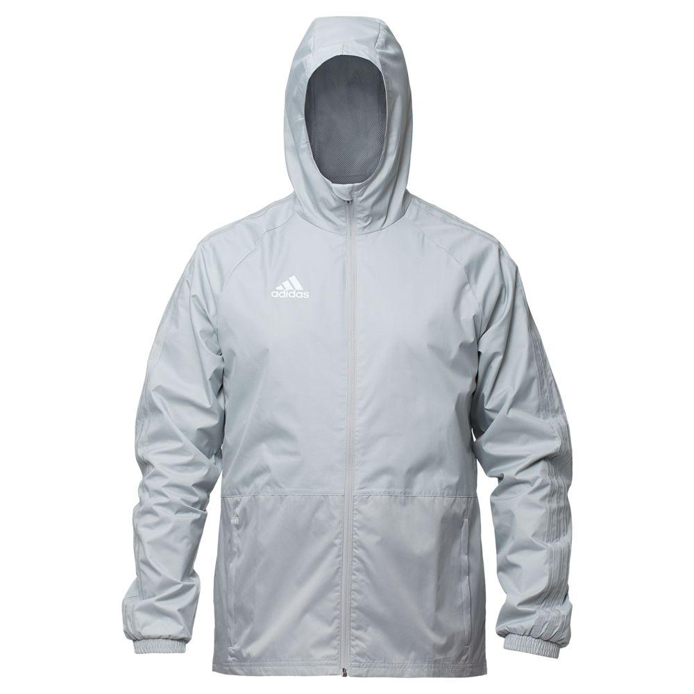 цена Куртка Condivo 18 Rain, серая, размер S онлайн в 2017 году