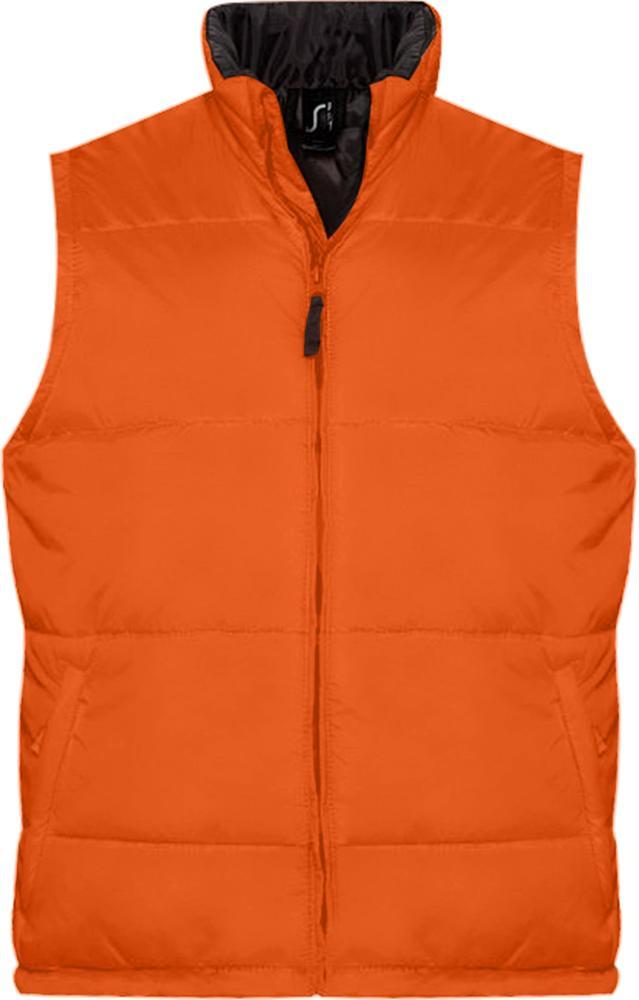 Жилет WARM оранжевый, размер M