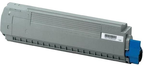Тонер-картридж TONER-Y-MC861-10K-NEU (44059261 / 44059253) тонер картридж toner c mc873 10k neu 45862847