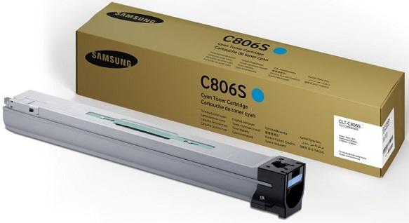 Фото - Тонер-картридж CLT-C806S тонер картридж samsung clt k503l