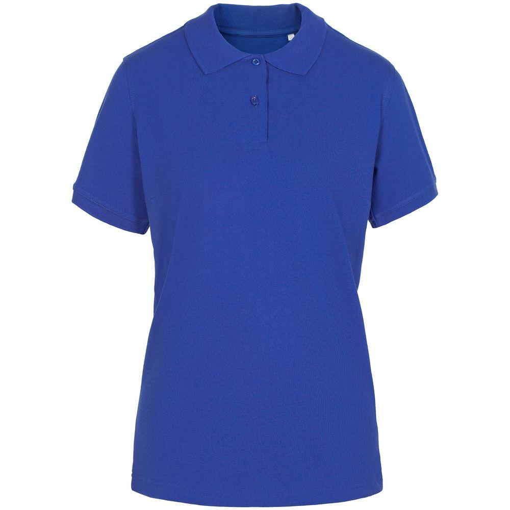 Фото - Рубашка поло женская Virma Stretch Lady, ярко-синяя, размер XL рубашка поло женская virma lady белая размер xl