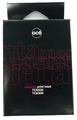 Печатающая головка для TCS500, 35ml, Magenta (7517B003) печатающая головка colorwave300 magenta 5835b003