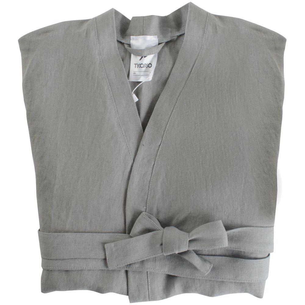 Халат женский Essential, серый, размер M халат женский батья