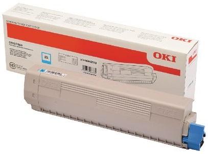 Тонер-картридж Toner-C 10k C833/C843 (46443115)