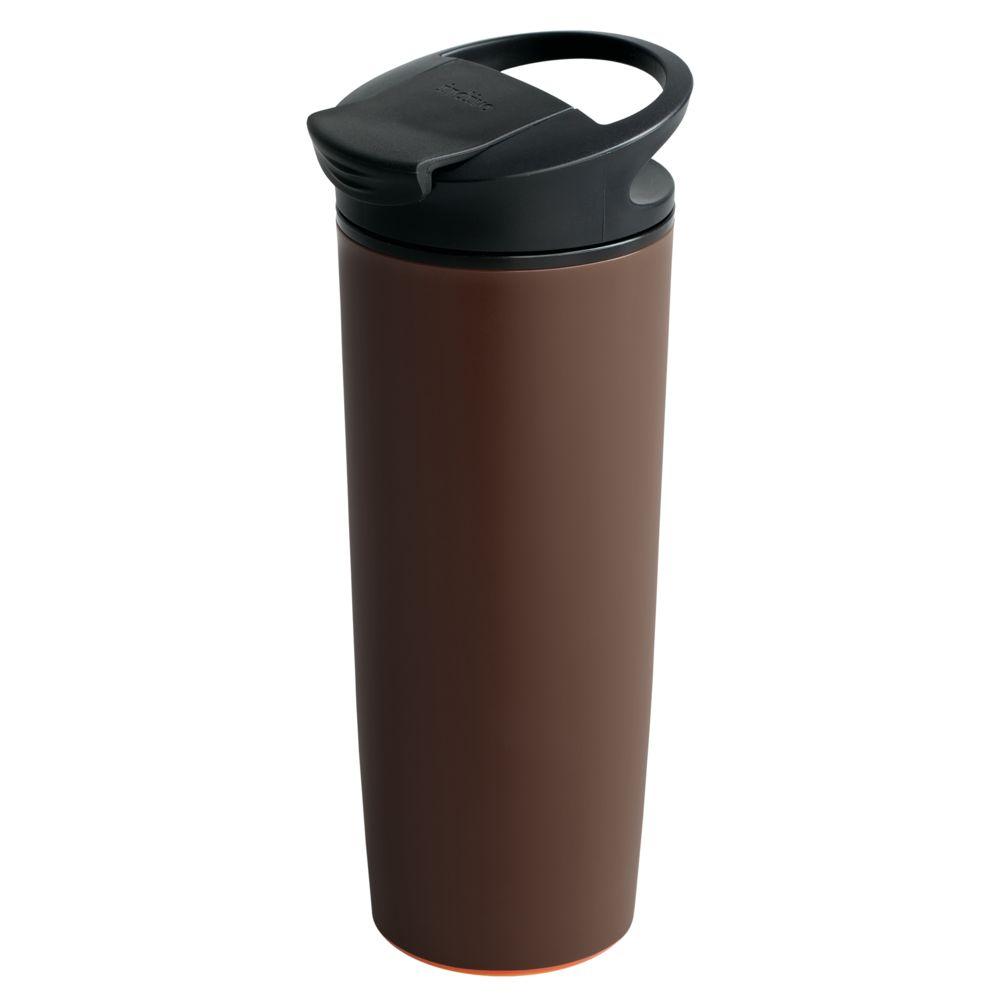 Термостакан fixMug, коричневый термостакан fixmug красный