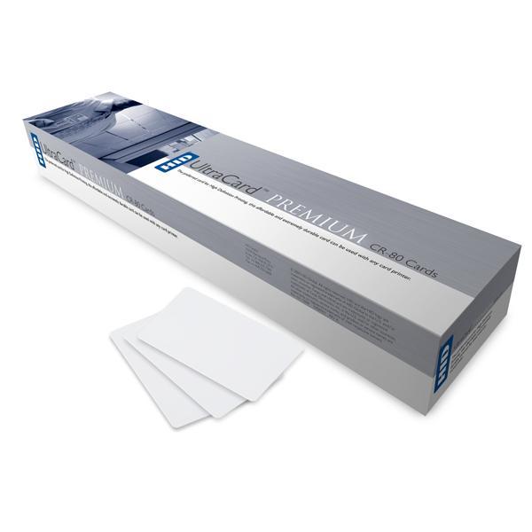 Усиленные композитные пластиковые карты Fargo UltraCard Premium 82136