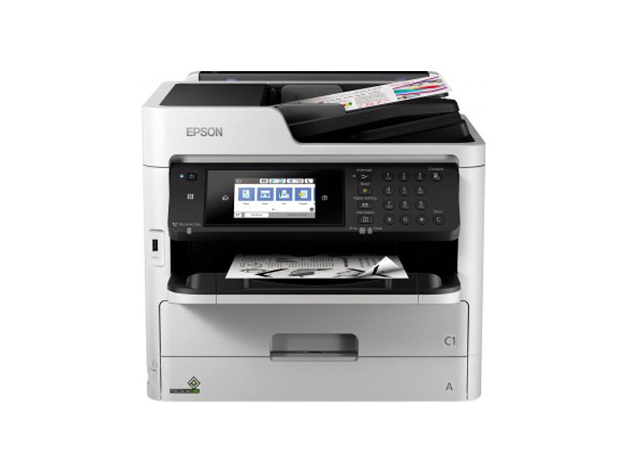 Фото - Epson WorkForce Pro WF-M5799DWF (C11CG04401) принтер epson workforce pro wf 6090dw c11cd47301 a4