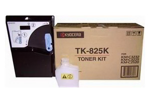 Фото - Тонер-картридж Kyocera TK-825K тонер картридж kyocera tk 50h