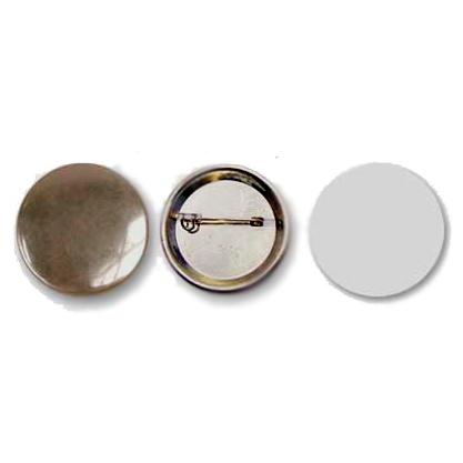 Фото - Заготовки для значков Talent d37 мм, металл / булавка, 200 шт заготовки для значков talent d50 мм клипса 200 шт