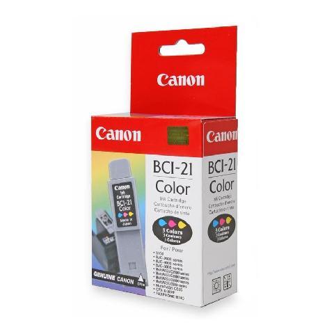 Чернильница Canon BCI-21 Color чернильница can bci 6y