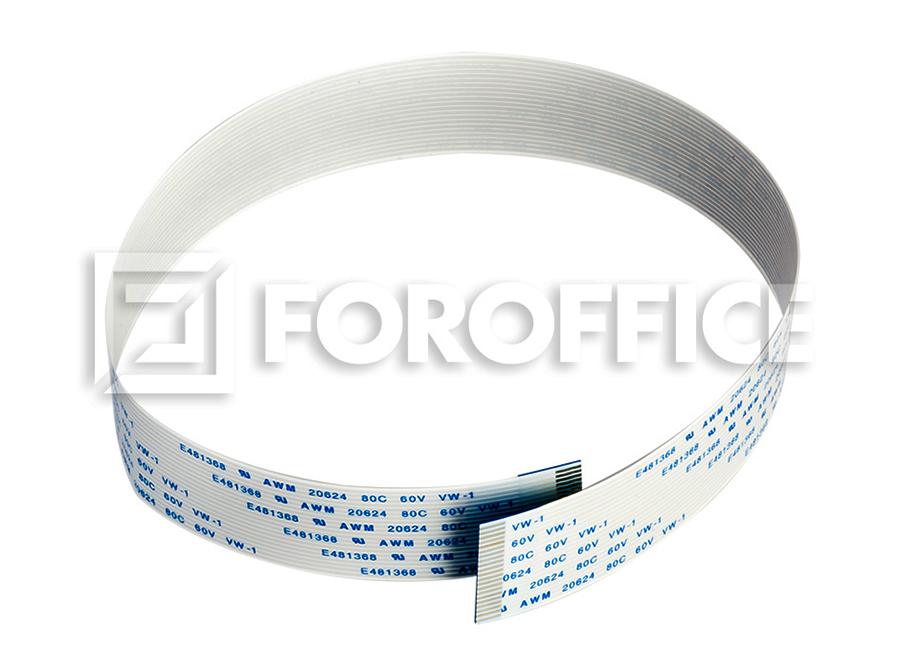 Фото - Шлейф печатающей головки 40 сантиметров для плоттеров JV4, TX2 альтернативный шлейф печатающей головки для плоттеров jv33 cjv30