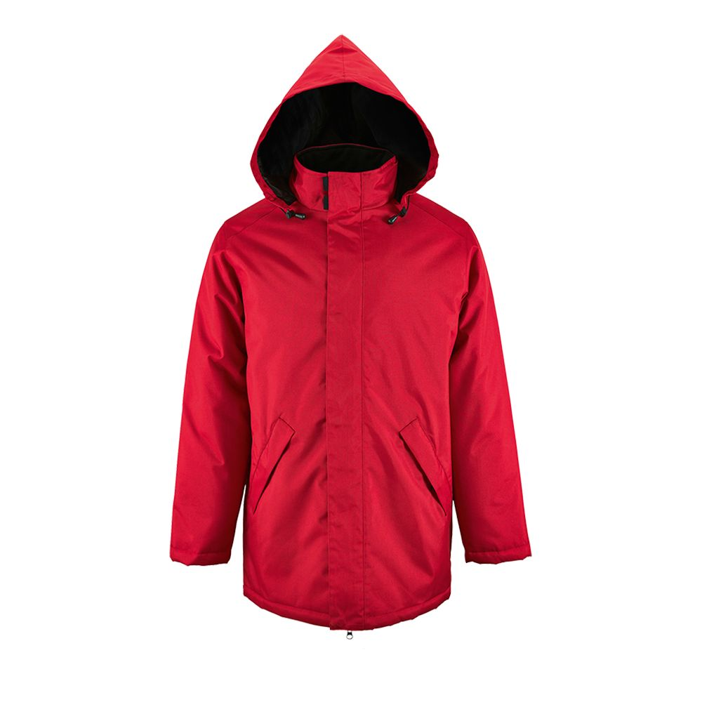Куртка на стеганой подкладке ROBYN красная, размер XL фото