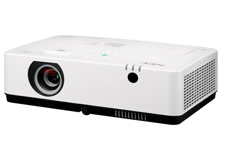 Фото - NEC PX803UL white (без объектива) DLP nec p506ql dlp