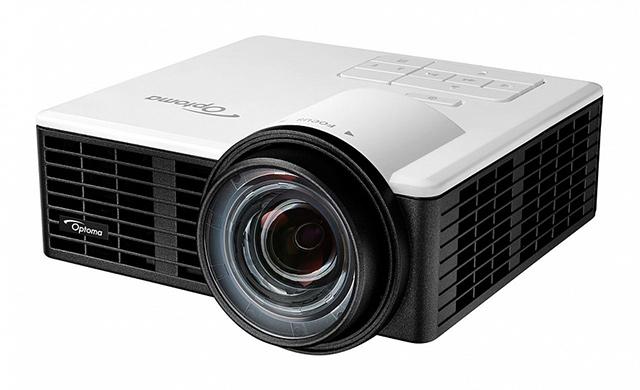 ML750ST проектор optoma ml330 1280x800 500 люмен 20000 1 золотистый e1p2v004e021
