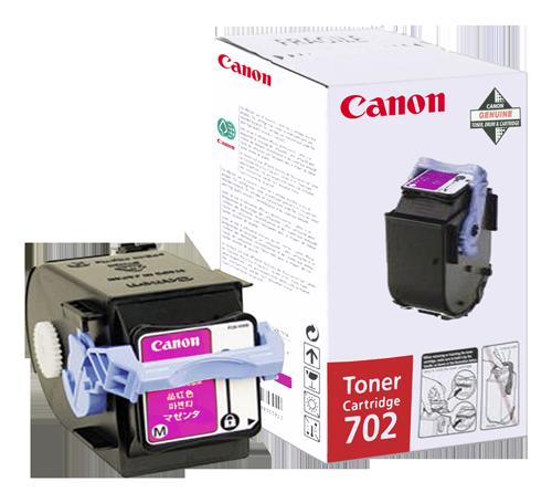 Тонер-картридж Canon 702M (9643A004) фото