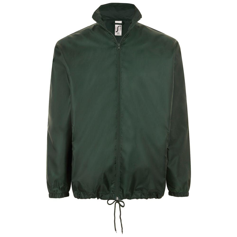 цена на Ветровка унисекс SHIFT зеленая, размер XL