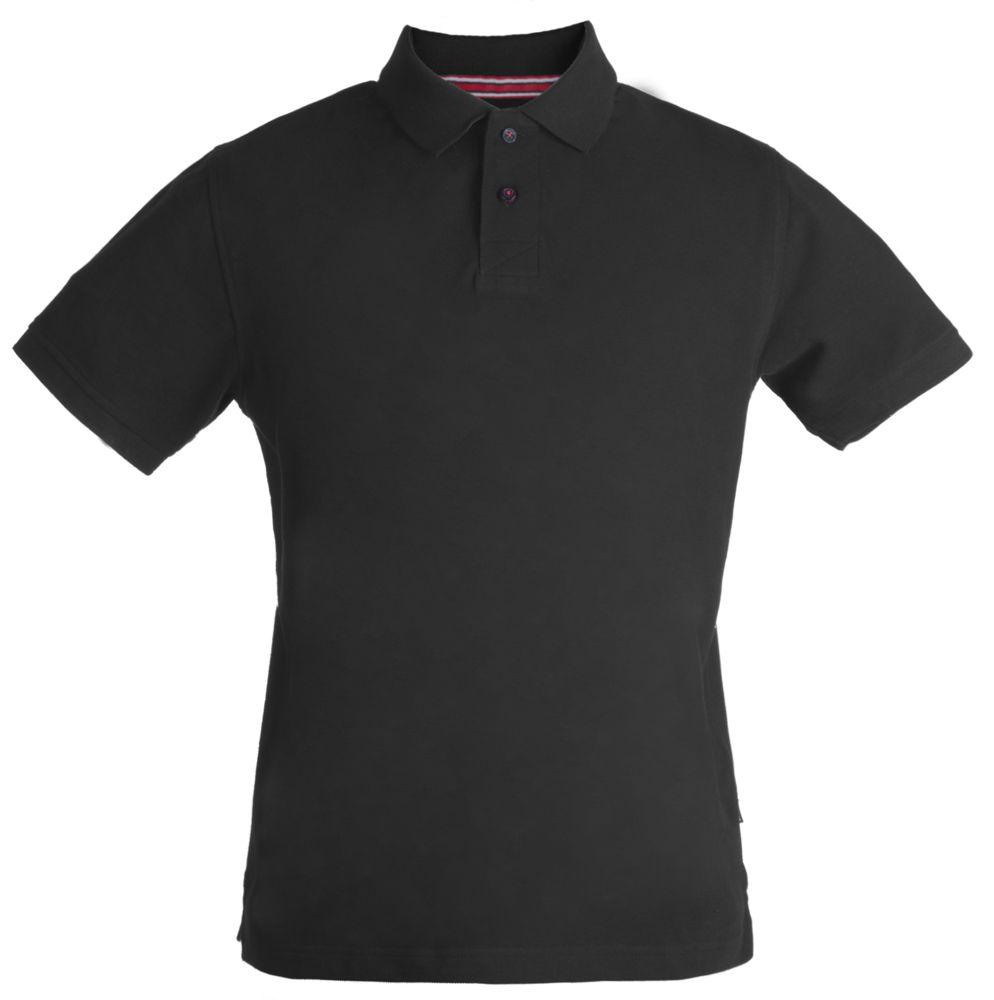 Рубашка поло мужская AVON, черная, размер XXL avon