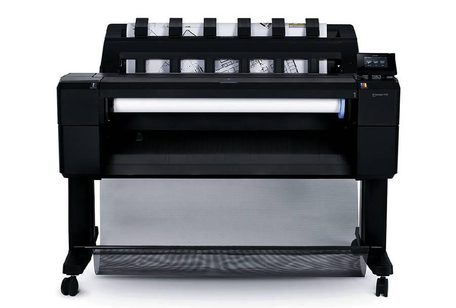 HP DesignJet T930ps 36 EncrHDD (L2Y22B) hp designjet t930 ps 36 in printer encrhdd
