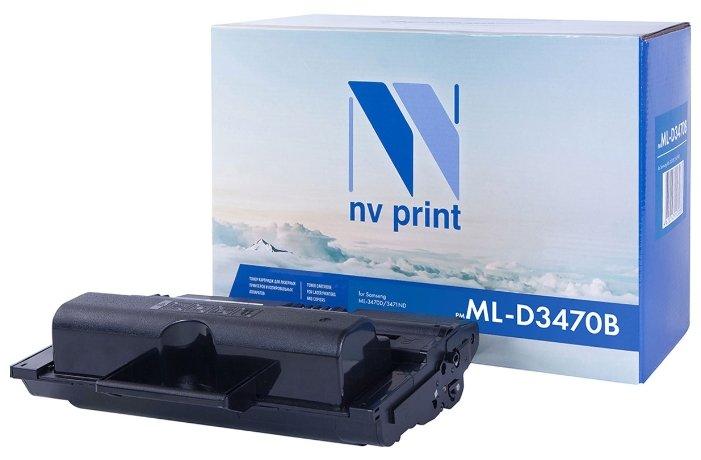 Фото - Картридж NV Print ML-3470B кухонная мойка mixline ml gm10 44х44 песочный 302 4630030632535